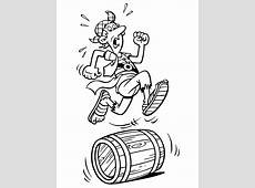 Piet Piraat Kleurplaat » Animaatjes.nl