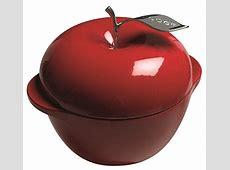 Lodge L Series E3AP40 Enameled Cast Iron Apple Pot