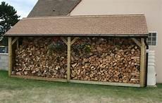 construire un abri buches en bois abri b 251 ches en bois 1 20mx6 00m cerisier abris de