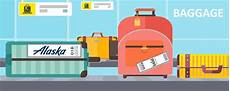 how to avoid baggage fees on alaska airlines