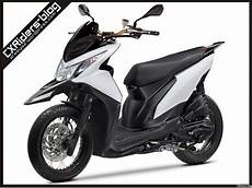 Honda Beat Modifikasi by Konsep Modifikasi Honda Beat Fi Matic Motard D