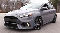 2017 Ford Focus Rs Review The Ultimate Hatch