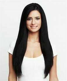 lange schwarze haare lange glatte haare sind immer im trend archzine net
