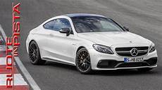 Mercedes Classe C Coup 233 C63s Amg Test Drive Alfonso