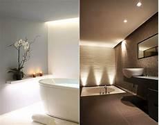 bad modern gestalten mit licht modernes badezimmerdesign