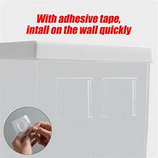 Bakeey Wall Mounted Household Kitchen Finishing by Other Home Living Bakeey 1500ml Food Storage Box
