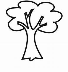 Malvorlagen Kostenlos Baum Baum Zum Ausmalen Newtemp