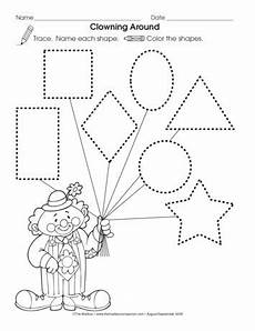 clowning around lesson plans circus theme pinterest preschool preschool worksheets and