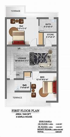 graceland house plans graceland home 5 marla 3 bedroom 3 bath 2 lounges 2