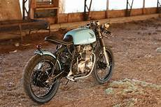 Honda 350f Cafe Racer honda cb350f cafe racer by will hight bikebound