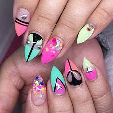 best summer acrylic nail art design ideas for 2016