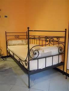 divano letto ferro battuto divano letto in ferro battuto lavorato a mano