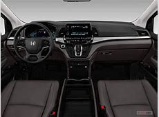 2018 Honda Odyssey Pictures: Dashboard   U.S. News & World