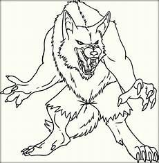 Gratis Malvorlagen Werwolf Coloring Coloring For Free 2019