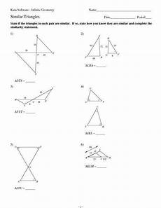 triangle similarity worksheet homeschooldressage com