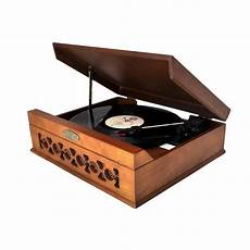 1305 Record Player Antique Gramophone Turntable by Pylehome Pvntt6umt Home And Office Turntables