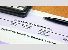 irs direct deposit form 2018