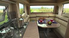 B 252 Rstner Averso Plus Der Caravan Mit Hubbett