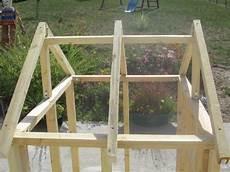construction d une remise en bois construction d une maisonnette 224 ossature bois et brande