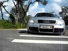 2000 audi s4 st2 3 quot full turbo back exhaust youtube
