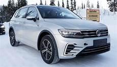 volkswagen hybrid 2020 2020 vw tiguan hybrid changes specs engine review