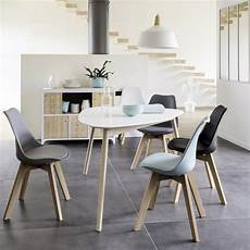 table style scandinave table 224 manger style scandinave blanche 4 5 personnes l150