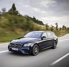 Das T Modell Der Mercedes E Klasse Amg Testfahrt Welt