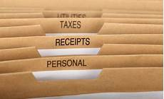 filing taxes receipts robert f murray co cpas pc