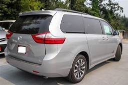 2020 Toyota Sienna Redesign Price Specs Release Date
