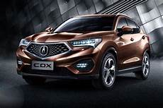 acura drops another hint of a u s bound cdx the
