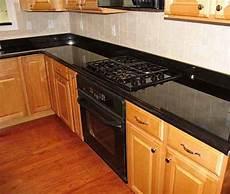 Kitchen Backsplash Black Countertop by Backsplash Ideas For Black Granite Countertops The