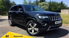 jeep grand 3 0 crd limited plus 5dr start stop
