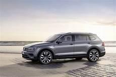 2018 Volkswagen Tiguan Allspace To Debut In Geneva