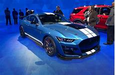 2019 shelby gt500 revealed as fastest road going ford