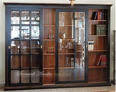 libreria ante vetro librerie 5 librerie