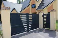 portail et portillon alu pas cher portail alu brignais atelier de l aluminium