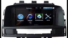 car dvd player with gps navigation for opel astra j