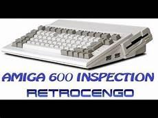 commodore amiga 600 breaking the warranty seal and