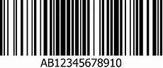 Contoh Gambar Barcode Barcode Indonesia