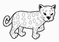 Ausmalbilder Leopard Ausdrucken Ausmalbilder Leopard Ausdrucken Ausmalbilder
