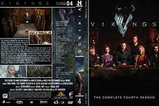 vikings season 4 dvd covers labels by covercity
