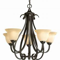 foyer torino torino collection five light chandelier p4416 77
