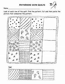 fraction quilts worksheets 4073 patterning with quilts worksheet preschool quilt worksheets patterns and math