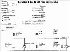 lautsprecherbox berechnen bi wiring top
