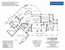 amicalola cottage house plan amicalola cottage c 18104 garrell associates inc