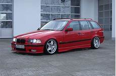 Hellrot Bmw E36 Touring On Oem Bmw Styling 40 Z3 M