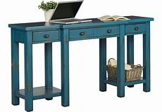 pine home office furniture pine shores blue desk office furniture sale blue desk
