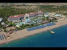 nashira resort hotel spa side antalya mng turizm youtube