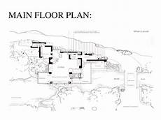 frank lloyd wright waterfall house plans image result for falling water plan falling water frank