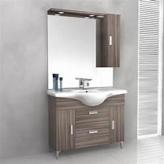 mobili bagno baden haus mobile da bagno 85 cm rovereto larice